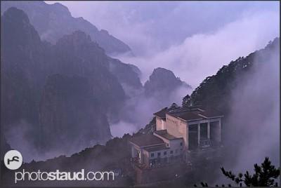 Žluté hory, Čína