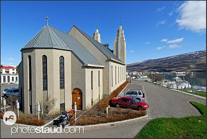 Akureyri Cathedral, Iceland