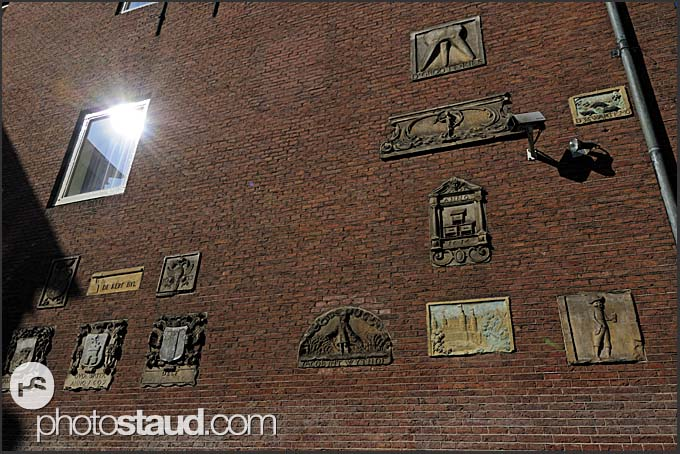 Historical museum of Amsterdam, Holland, The Netherlands, Europe