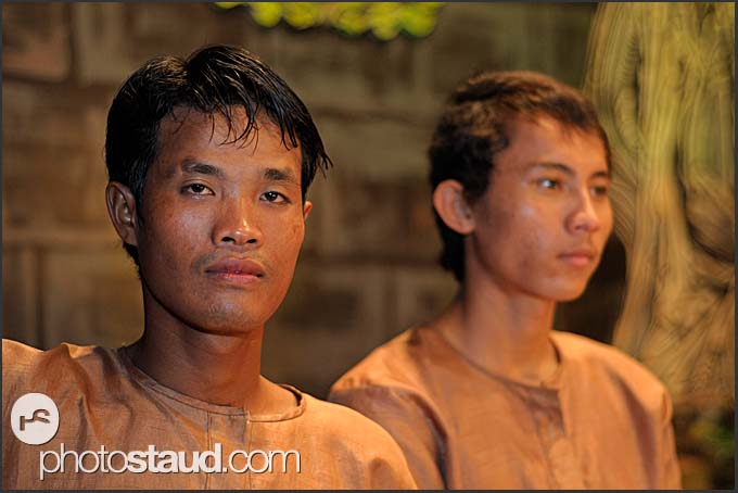 Traditional Khmer dancers, Cambodia