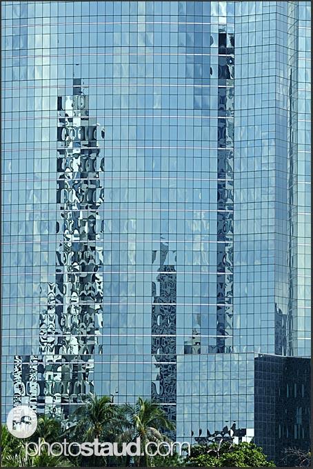 Modern architecture of Bangkok, Thailand