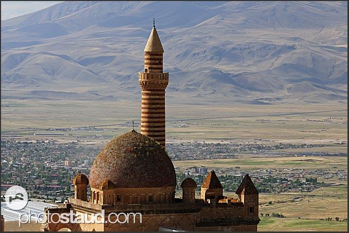 Ishak Pasha Palace, Dogubeyazit, Agri Province, Turkey