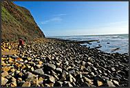 Kimmeridge village, Jurassic Coast World Heritage site, Dorset, England, Europe
