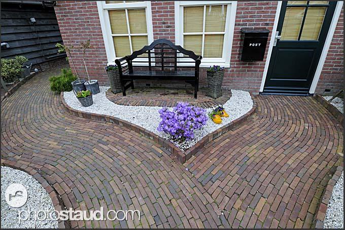 House in Marken, The Netherlands, Europe