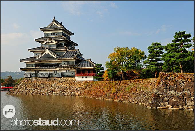 Matsumoto castle, Japan  Matsumoto  Japan  Asia  PhotoStaud.com