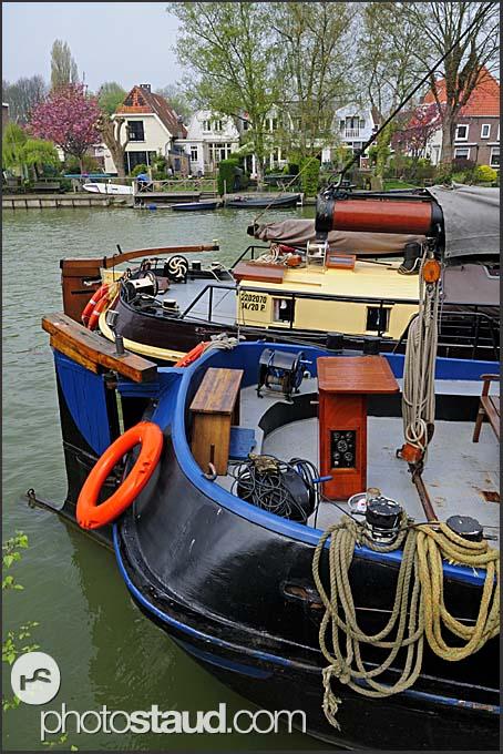 Muiden marina, Holland, Europe