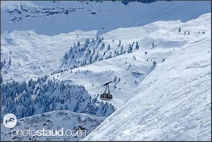 Skiing Mürren, Murren, Muerren, Switzerland - Resort Guide Review ...