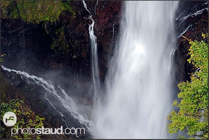 Kegon Falls, Nikko National Park, Japan