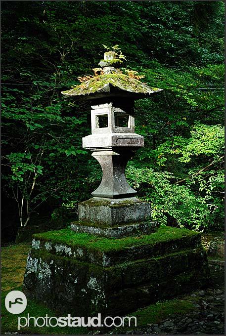 Japanese Zen Garden Nikko World Heritage Site, Japan
