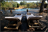 Pafuri Camp - Luxurious lodge in northern part of Kruger National Park, South Africa