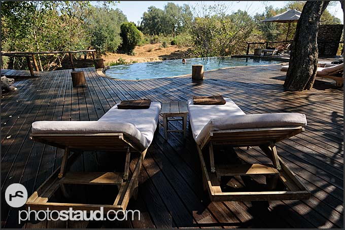 Luxurious Pafuri Camp of Wilderness Safaris in Kruger National Park, South Africa