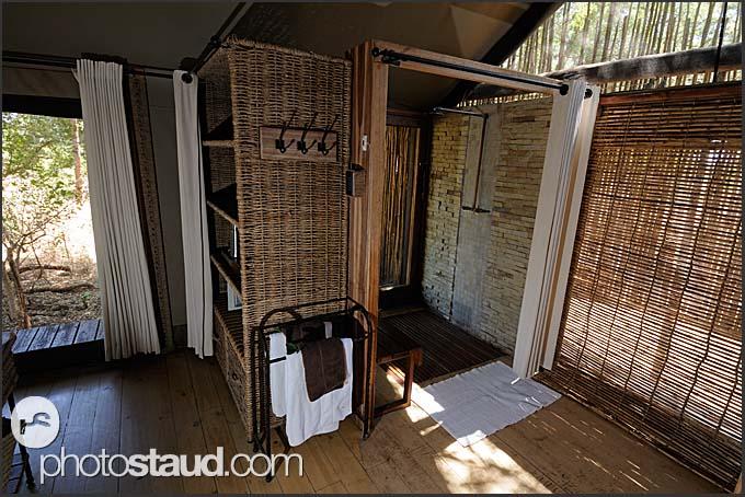 Interior of Pafuri Camp, Kruger National Park, South Africa