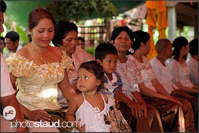 Khmer wedding, Cambodia