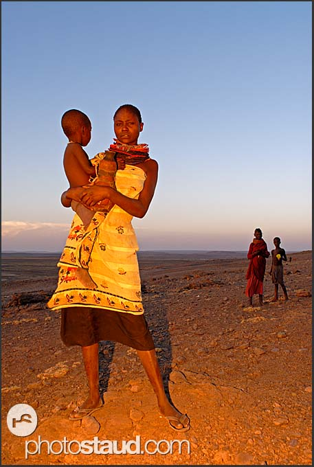 African People Samburu