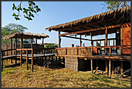 Shumba Camp - luxurious lodge in Kafue National Park, Zambia