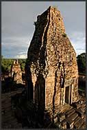 Ruins of Ta Keo Temple, Angkor, Cambodia