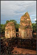 Ta Keo Temple ruins, Angkor, Cambodia