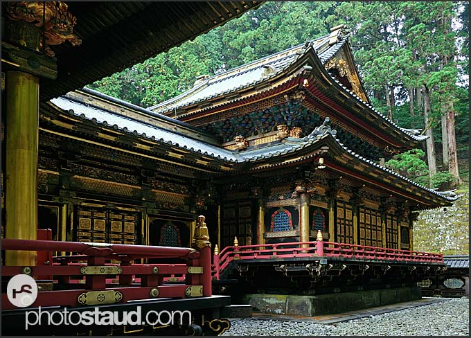 Taiyuin-byo Shrine Nikko, Japan  Taiyuin-byo  Nikko  Japan  Asia  PhotoS...