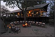Toka Leya Camp of Wilderness Safaris, Mosi-oa-Tunya Park, Zambia