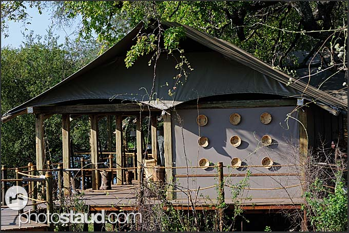 Toka Leya Camp, Mosi-oa-Tunya Park, Zambia