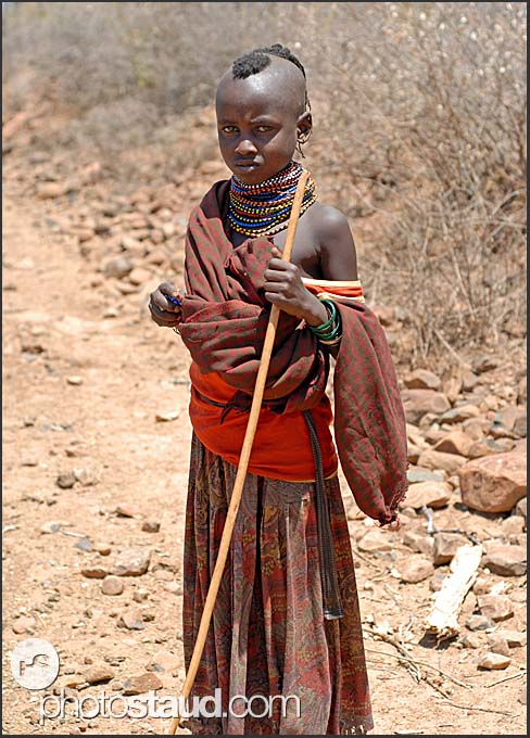 African Tribal Boys http://photostaud.com/africa/kenya/turkana-people/2660-african-people-turkana-kenya.html