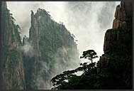 Yellow Mountains - Huangshan
