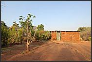 African village, Zambia