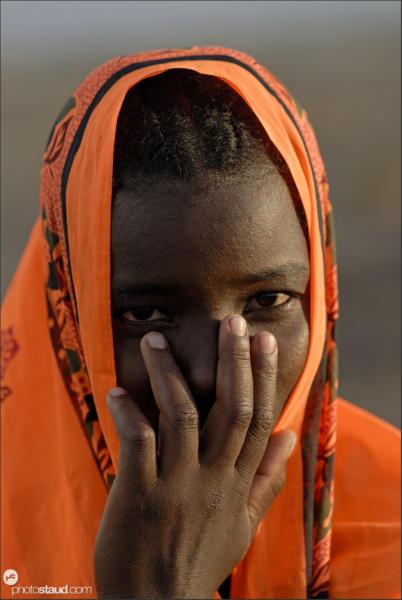 El Molo woman, Kenya