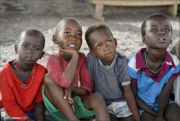 El Molo children village school, Kenya