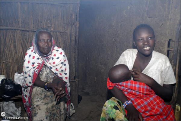 African people Maasai, Kenya