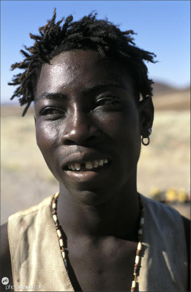 People of Damaraland, Namibia