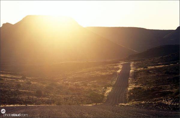 Landscape of Damaraland, Namibia